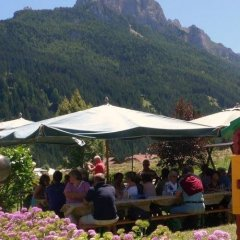 Отель Villa Gemmy Долина Валь-ди-Фасса помещение для мероприятий