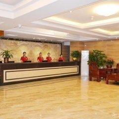 Guangzhou JinTang Hotel интерьер отеля фото 2