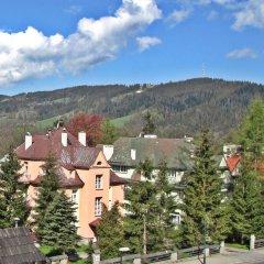 Отель Dafne Zakopane балкон