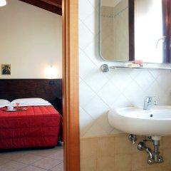 Отель Agriturismo Tenuta Regina Прамаджоре ванная