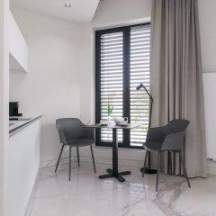 Отель Centro Design Apartaments Польша, Познань - отзывы, цены и фото номеров - забронировать отель Centro Design Apartaments онлайн комната для гостей фото 5