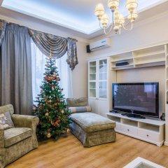 Апартаменты VIP Apartment Minsk комната для гостей фото 2