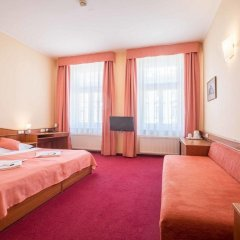 Отель Alton Hotel Чехия, Прага - 12 отзывов об отеле, цены и фото номеров - забронировать отель Alton Hotel онлайн комната для гостей фото 5