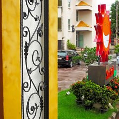 Отель Sunsmile Resort Pattaya Паттайя парковка