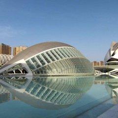 Отель Rooms Ciencias Испания, Валенсия - 1 отзыв об отеле, цены и фото номеров - забронировать отель Rooms Ciencias онлайн бассейн