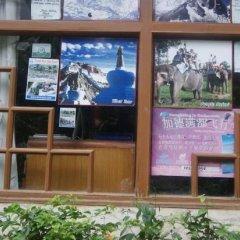 Отель Pokhara Peace Непал, Катманду - отзывы, цены и фото номеров - забронировать отель Pokhara Peace онлайн гостиничный бар
