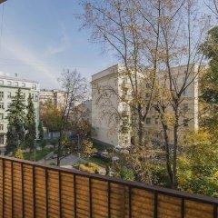 Апартаменты GM Apartment Vspolniy балкон