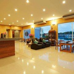 Отель Chabana Resort Пхукет интерьер отеля фото 2