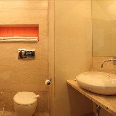 Отель Livasa Inn Индия, Нью-Дели - отзывы, цены и фото номеров - забронировать отель Livasa Inn онлайн ванная