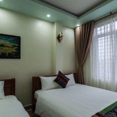 Sapa Peaceful Hotel комната для гостей фото 4