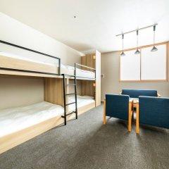 Отель ALPHABED INN Fukuoka Ohori Park Фукуока детские мероприятия