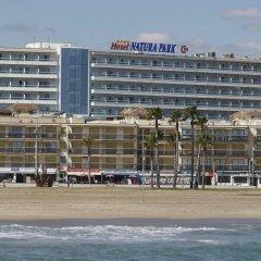 Отель Natura Park Испания, Кома-Руга - 7 отзывов об отеле, цены и фото номеров - забронировать отель Natura Park онлайн пляж