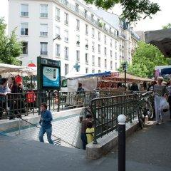 Отель Odessa Montparnasse Париж с домашними животными
