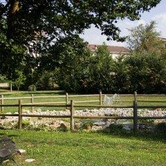Отель Agriturismo Cupello Читтадукале приотельная территория