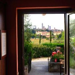 Отель Locanda Viani Италия, Сан-Джиминьяно - отзывы, цены и фото номеров - забронировать отель Locanda Viani онлайн фото 9
