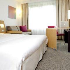 Отель Novotel Wroclaw City Польша, Вроцлав - отзывы, цены и фото номеров - забронировать отель Novotel Wroclaw City онлайн комната для гостей фото 4