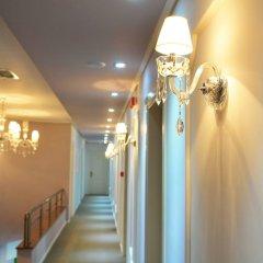Отель Golden City Hotel & My Spa Албания, Тирана - отзывы, цены и фото номеров - забронировать отель Golden City Hotel & My Spa онлайн интерьер отеля