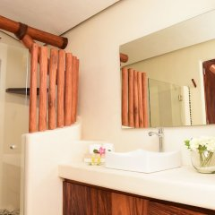Отель El Secreto Мексика, Коакоюл - отзывы, цены и фото номеров - забронировать отель El Secreto онлайн ванная