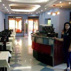 Отель Globi Албания, Шенджин - отзывы, цены и фото номеров - забронировать отель Globi онлайн интерьер отеля фото 2