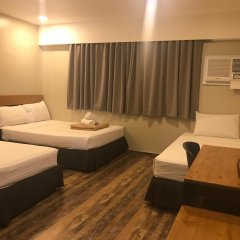 Отель Cebu R Hotel - Capitol Филиппины, Лапу-Лапу - отзывы, цены и фото номеров - забронировать отель Cebu R Hotel - Capitol онлайн комната для гостей