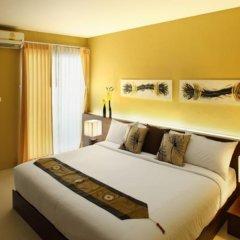 Отель Samkong Place Улучшенный номер с различными типами кроватей фото 4