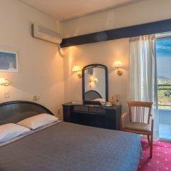 Отель Philippion Beach Салоники комната для гостей