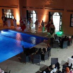 Отель Al Baraka des Loisirs Марокко, Уарзазат - отзывы, цены и фото номеров - забронировать отель Al Baraka des Loisirs онлайн бассейн фото 3