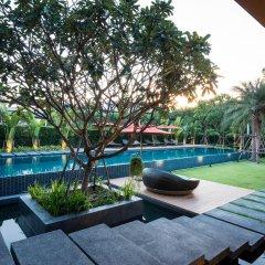 Отель The Silver Palm Rama 9 - Bangkok бассейн фото 2