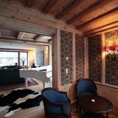 Отель Bernina 1865 Швейцария, Самедан - отзывы, цены и фото номеров - забронировать отель Bernina 1865 онлайн интерьер отеля