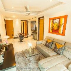 Отель Casa Residency Condomonium Малайзия, Куала-Лумпур - отзывы, цены и фото номеров - забронировать отель Casa Residency Condomonium онлайн комната для гостей фото 3