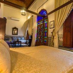 Отель Dar Al Andalous Марокко, Фес - отзывы, цены и фото номеров - забронировать отель Dar Al Andalous онлайн комната для гостей