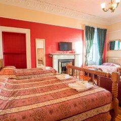 Отель Corstorphine Lodge Великобритания, Эдинбург - отзывы, цены и фото номеров - забронировать отель Corstorphine Lodge онлайн комната для гостей фото 4