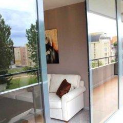 Апартаменты Boomerang Apartments балкон