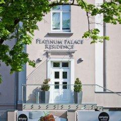 Отель Platinum Palace Residence Познань фото 3