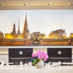 Отель New Siam Palace Ville интерьер отеля