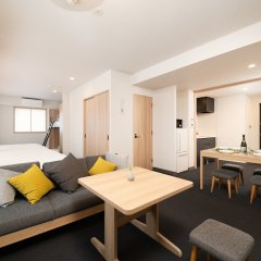 Отель Mimaru Tokyo Hatchobori комната для гостей фото 5