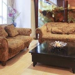 Апартаменты OYO 133 Home Studio Tecom Al Barsha комната для гостей
