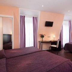 Отель Virgina Франция, Париж - 3 отзыва об отеле, цены и фото номеров - забронировать отель Virgina онлайн комната для гостей фото 5