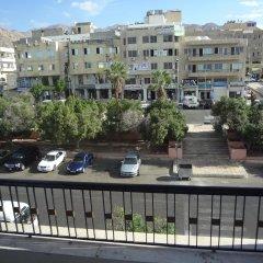 Отель Amir Palace Aqaba балкон