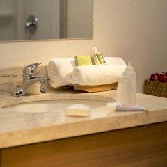 Hotel Extended Suites Coatzacoalcos Forum ванная фото 2