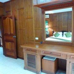 Отель Baan Laem Noi Villas удобства в номере фото 2