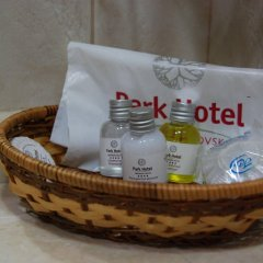 Парк Отель ванная