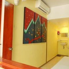 Отель Steve Boutique Hostel Таиланд, Бангкок - отзывы, цены и фото номеров - забронировать отель Steve Boutique Hostel онлайн интерьер отеля фото 2