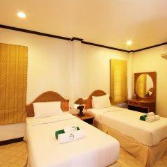 Отель The Green Beach Resort спа