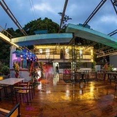 Bamboo Hotel & Apartments - Hostel Халонг гостиничный бар