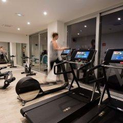 Отель Artiem Madrid фитнесс-зал фото 4