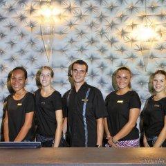 Отель InterContinental Bora Bora Resort and Thalasso Spa интерьер отеля фото 3