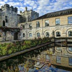 Отель Hazlewood Castle & Spa балкон