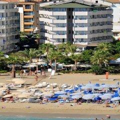 Savk Hotel пляж фото 2