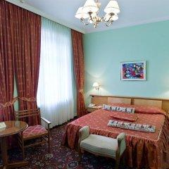 Марко Поло Пресня Отель 4* Стандартный номер разные типы кроватей фото 2